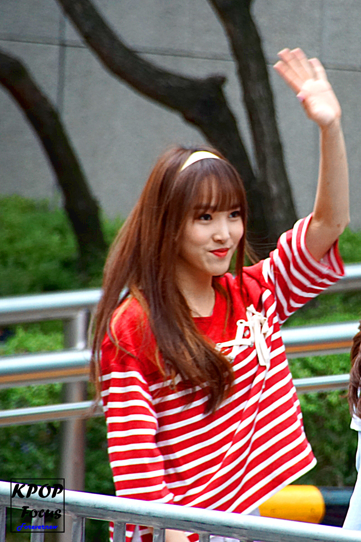 GFriend Yuju KBS Music Bank 160715