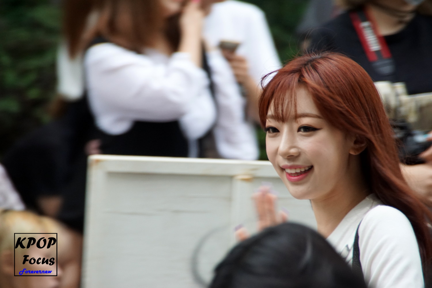 Sonamoo KBS Music Bank arrival 160715
