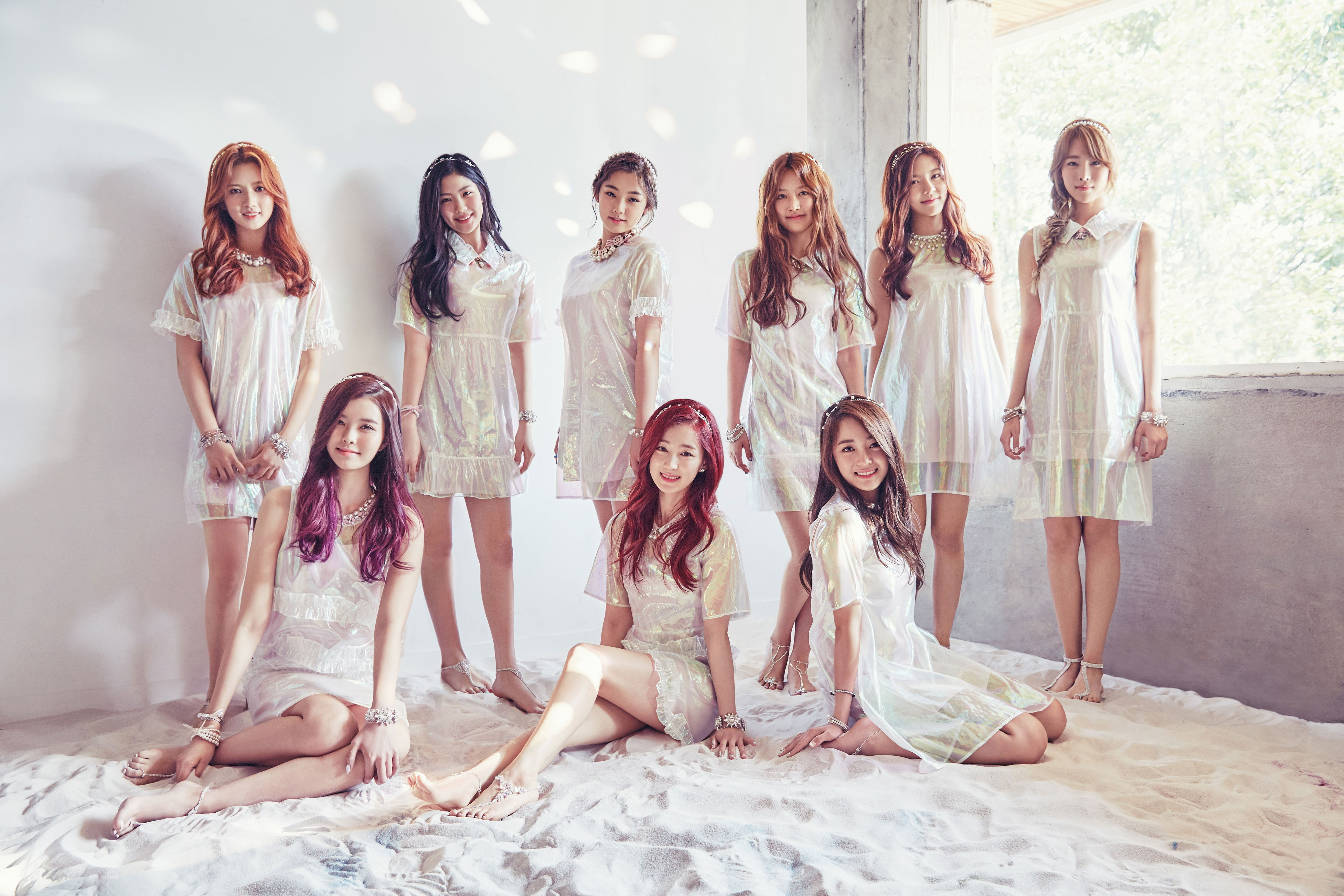 Gugudan Act 1 The Little Mermaid Wonderland