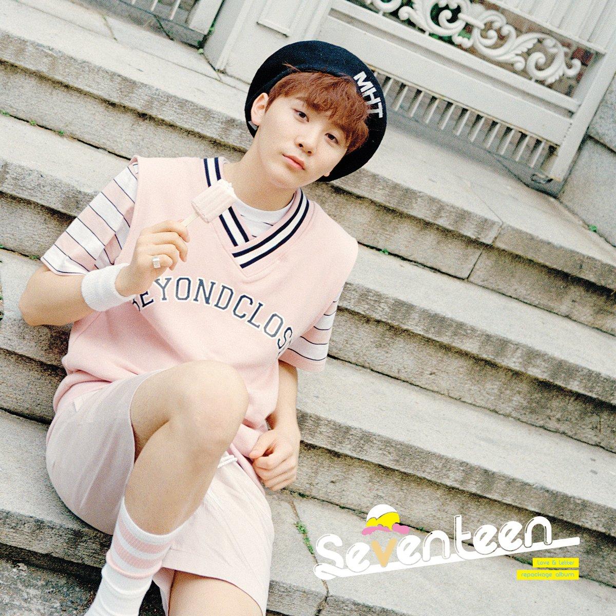 Seventeen Seungkwan Love Letter Very Nice