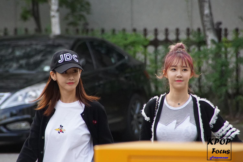 Crayon Pop KBS Music Bank 161007