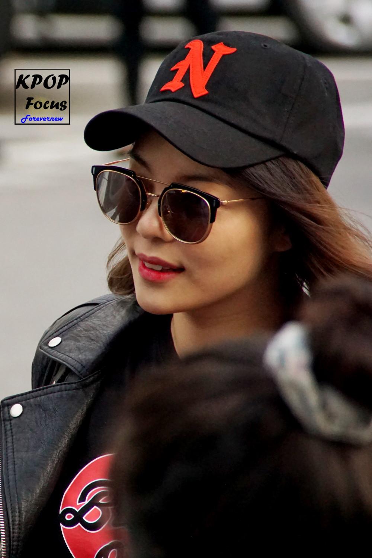 Ailee KBS Music Bank 161007